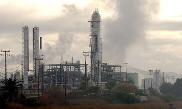 Tesoro Golden Eagle refinery