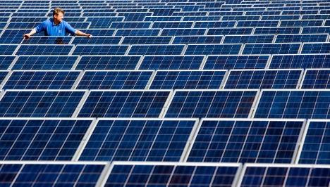 germany solar panels