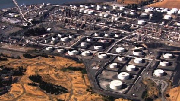 rodeo refinery KTVU
