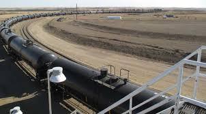 loooog oil train