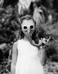 girl with gas mask (2)